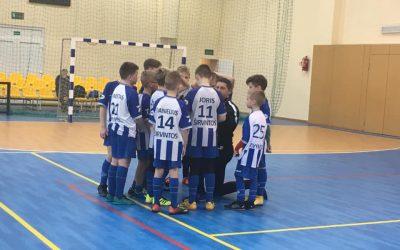 Utenos apskrities vaikų (2007 m. gim. ir jaunesnių) salės futbolo čempionato II  turo varžybos Ukmergėje